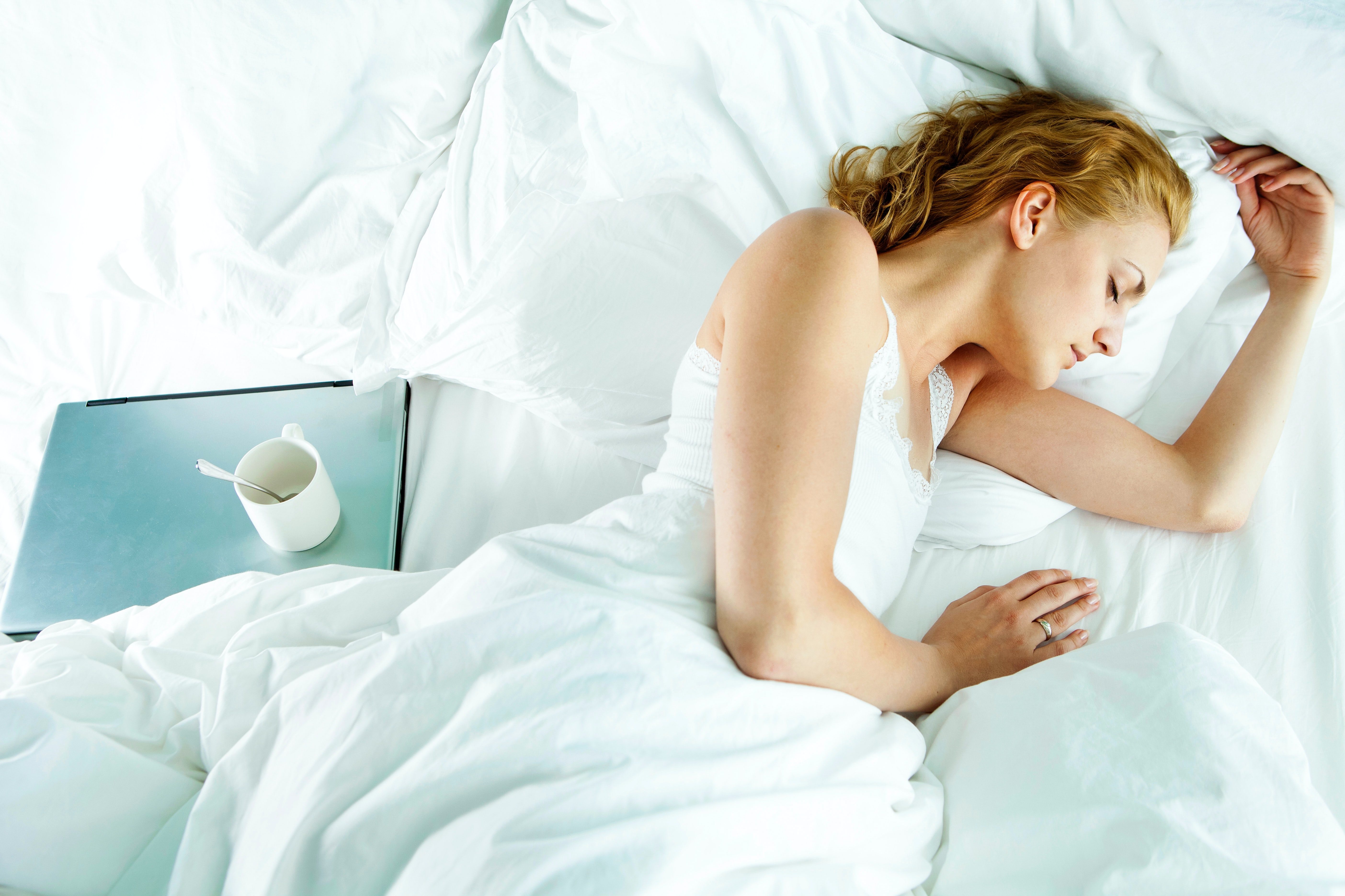Melhora a qualidade do sono
